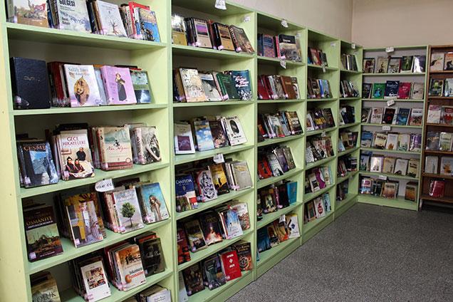 Arsuz, Payas ve Defne için Kütüphane müjedesi