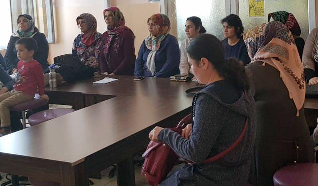 Kırıkhan'da SODES Kursları başladı