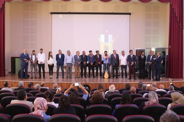 Kırıkhan'da 'Vatana sevdalı şiirler ve türküler' gecesi düzenlendi