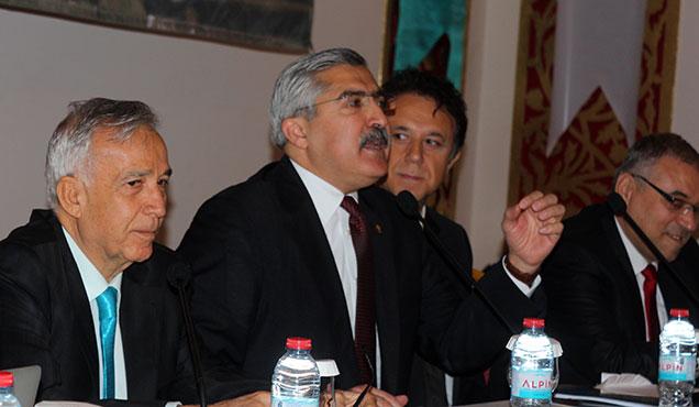 Yayman'dan Hassa tüneli açıklaması: Gerekirse bakanlık önünde çadır kurarız!