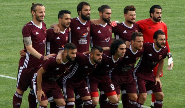 Hatayspor'un şampiyonluk için 1 adımı kaldı