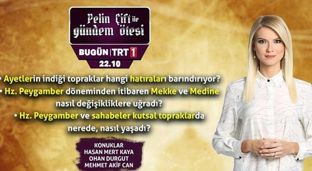 Pelin Çift'in konuğu Hayad Derneği destekçisi M. Akif Can