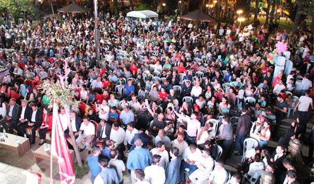 TÜGVA Antakya'dan Fetih Gecesi etkinliği