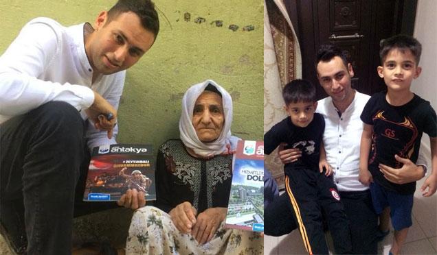 Antakya'da 'Kardeşinle sevgiyle paylaş' projesi