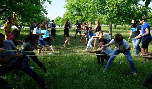 Erasmus+ Projesi ile Kültür Köprüsü Kuruldu