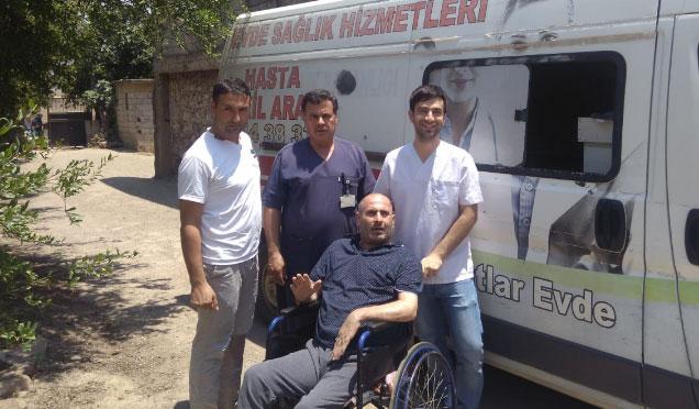 216 Seçmene ambulans hizmeti verildi