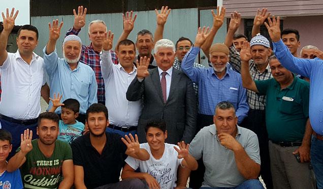 Türkoğlu; Amanos Tüneli Onur Projemizdir