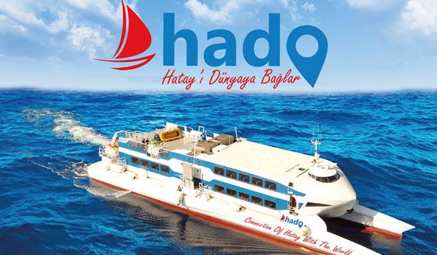 Türkiye'nin en hızlı gemisi bugün Hatay sularında