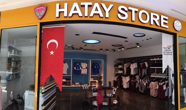 Hatay Store açıldı