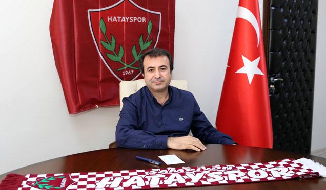 Hatayspor Başkanı Mehmet Maden'den önemli açıklamalar