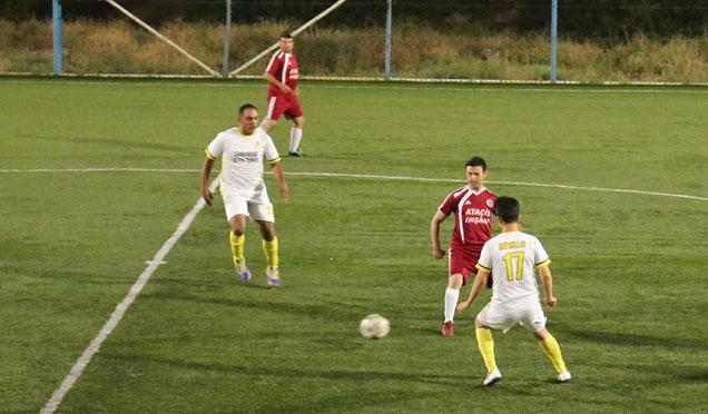 Erhan Aksay Turnuvası devam ediyor