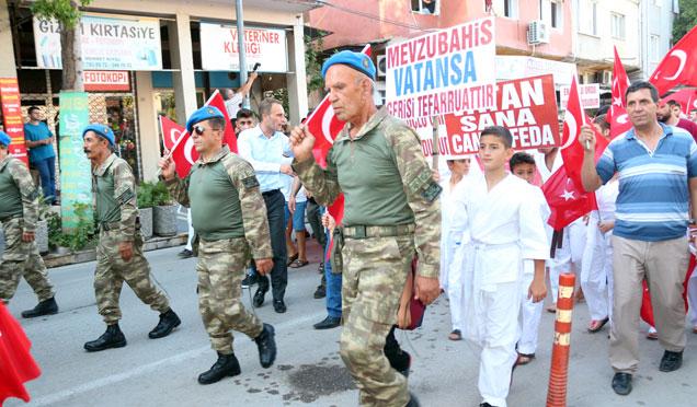 Kırıkhan'ın düşman işgalinden kurtuluşunun 80. Yılı kutlandı