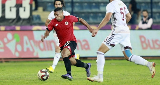 Hatayspor Gazişehir Gaziantepspor maçına hazır