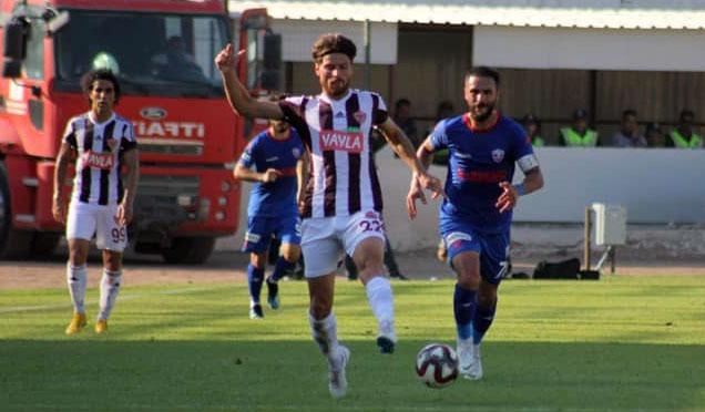 Hatayspor 3-1 Elazığspor