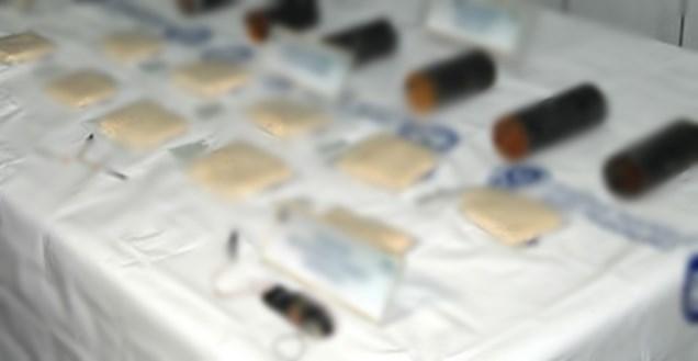 Hatay'ınDörtyolilçesinde 6 kilo A4 patlayıcı ele geçirildi
