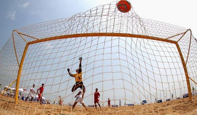 Türkiye Plaj Futbolu İskenderun etabı başlıyor