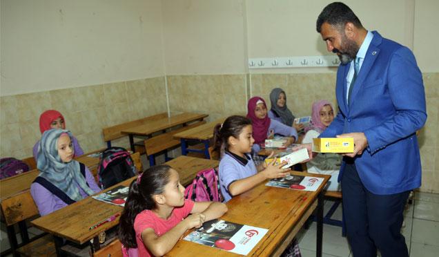 Payas'ta eğitim çıtası 'Tarık Projesi' ile yükseldi