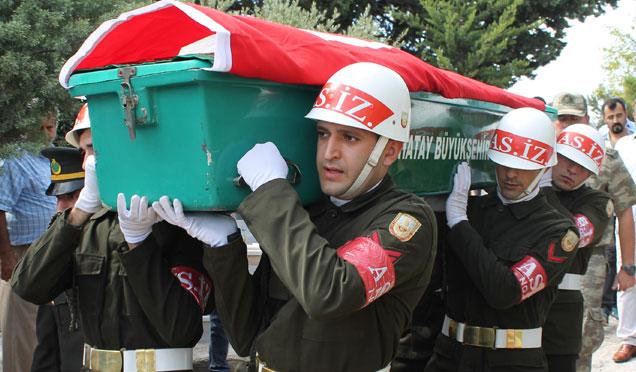 Kıbrıs Gazisi devlet töreni ile son yolculuğuna uğurlandı