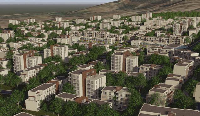 Hatay'a Modern Mimari Kentsel Dönümle geliyor