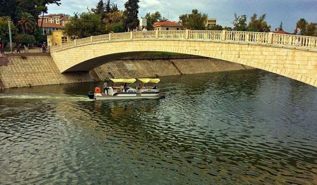 Hayallerdeki Asi Nehri gerçekleşiyor