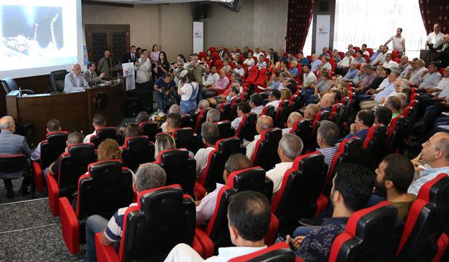 İskenderun'da HADO toplantısı