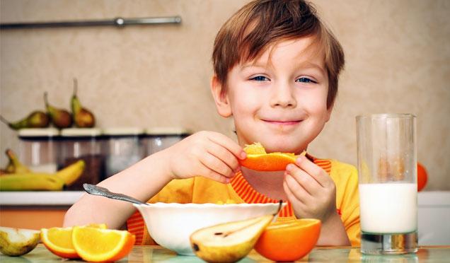 Sağlıklı beslenme alışkanlıkları erken yaşta ediniliyor