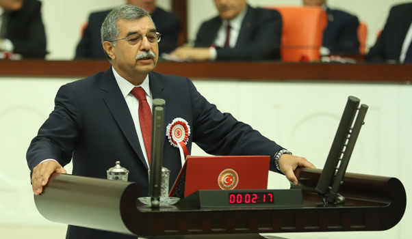 Hatay'ın sorununu Adana Milletvekili TBMM Gündemine taşıdı