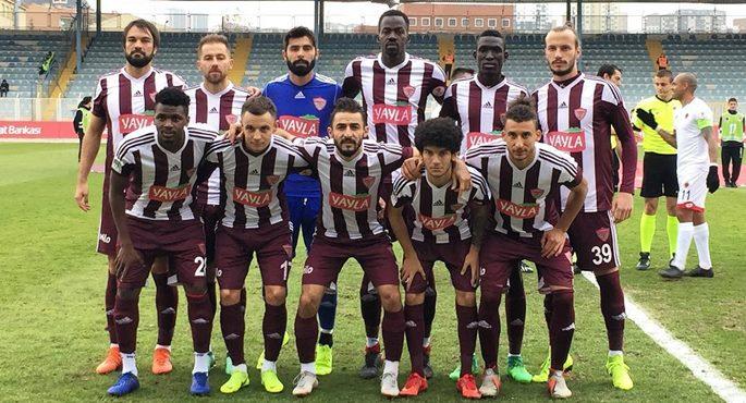 Hatayspor Ziraat Türkiye Kupasında tur atladı