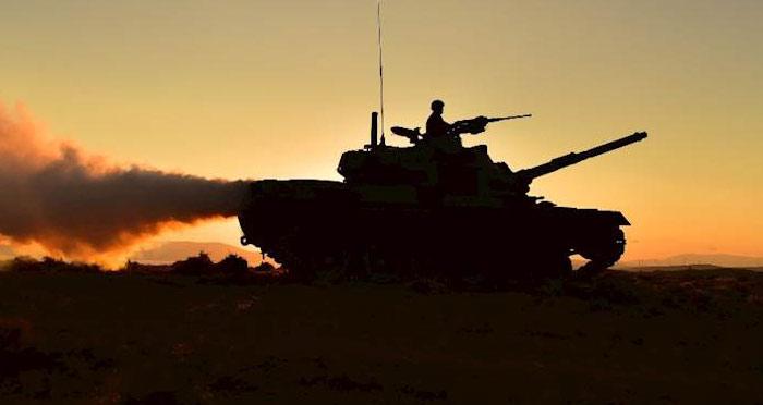 Türk Askerinin Harekete geçeceğini duyunca bunu yaptılar