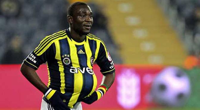 Eski Fenerbahçeli Bienvenu Hatayspor'da