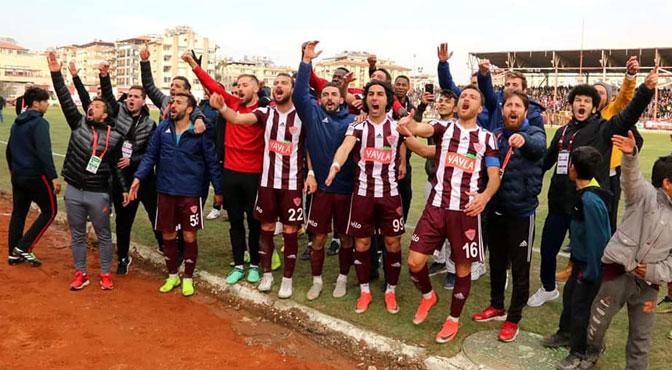 Hatayspor'un Play-Off maçları belli oldu