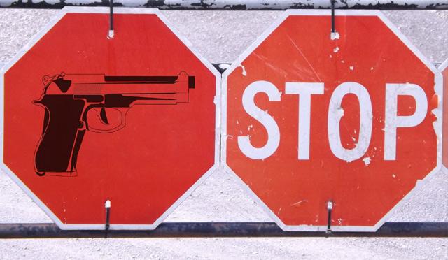 Silah reklam yasağına sivil toplum kuruluşlarından (STK) destek geldi