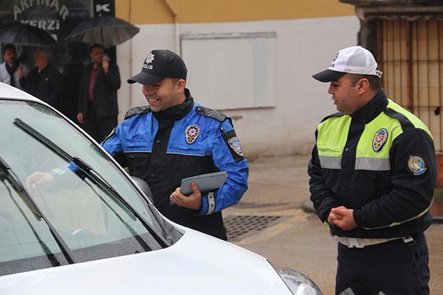 Hatay'da trafik denetimleri; 1 haftada 22 Bin araç kontrolden geçti