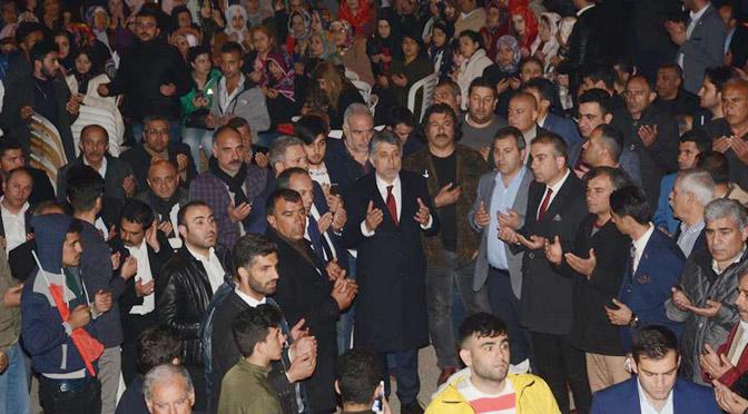 Ayhan Yavuz, Cumhur İttifakı Bu Memleketin Beka Sorunu Var Diye Kuruldu