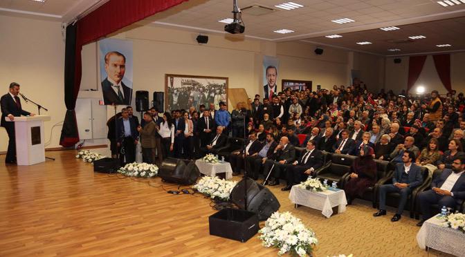 Payas Belediye Başkanı Altan Proje tanıtımı yaptı