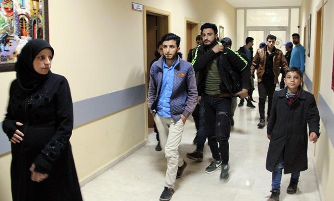 Kırıkhan'da kaçak göçmenlere geçit yok
