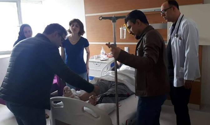 Hatay Devlet Hastanesinde Diyabetik Ayak Konseyi hizmete girdi