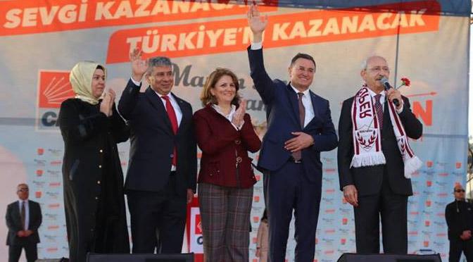 Kılıçdaroğlu, Kin ve nefretle ülke yönetilmez