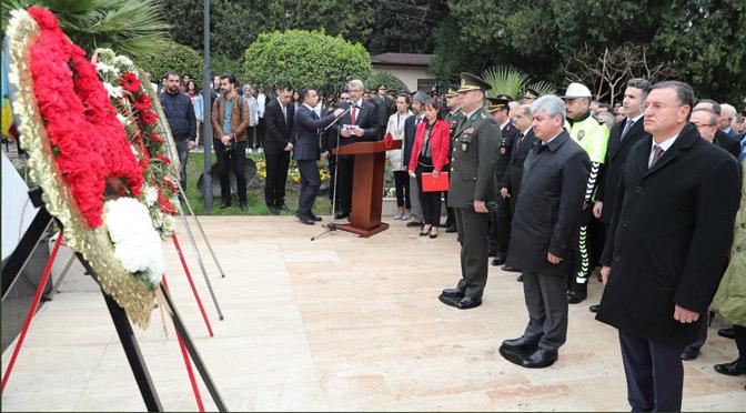18 Mart Çanakkale Şehitleri anıldı