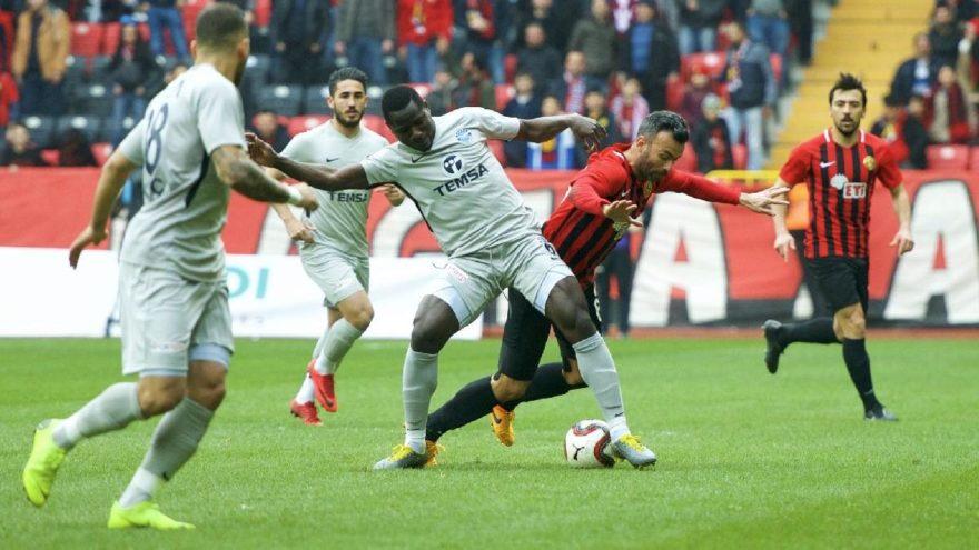 Eskişehirspor 1-2 Adana Demirspor