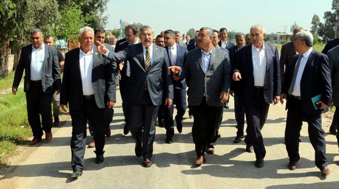 Hassa'da yöresel ürünler toplantısı