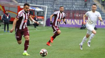 Hatayspor play-off'da