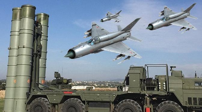 Rusya'dan alınan S-400'ler Hatay'a kurulacak