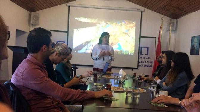 TEMA Vakfından Ekolojik Okuryazarlık Eğitimi