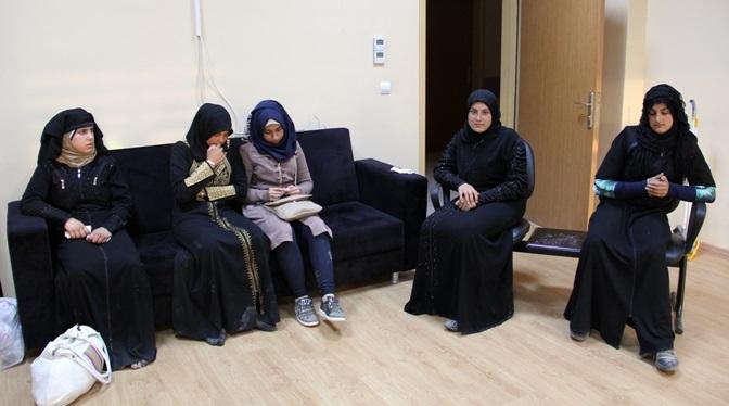 Yaşları 14 ile 17 olan Suriyeli 5 kaçak yakalandı