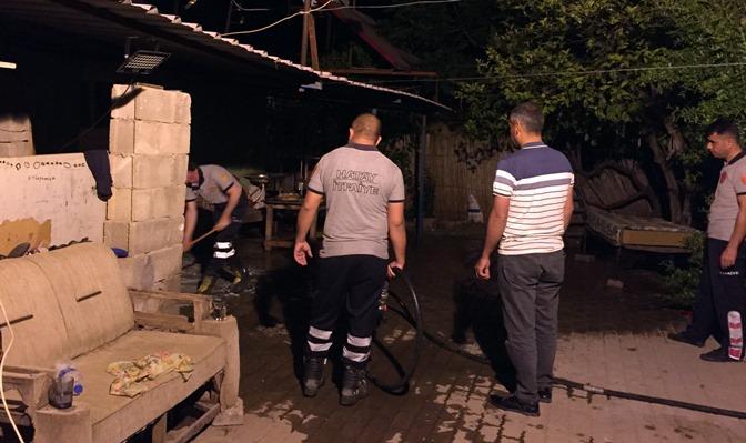 Kırıkhan'da baba 7 Yaşındaki kızını yanlışlıkla otomobiliyle ezdi