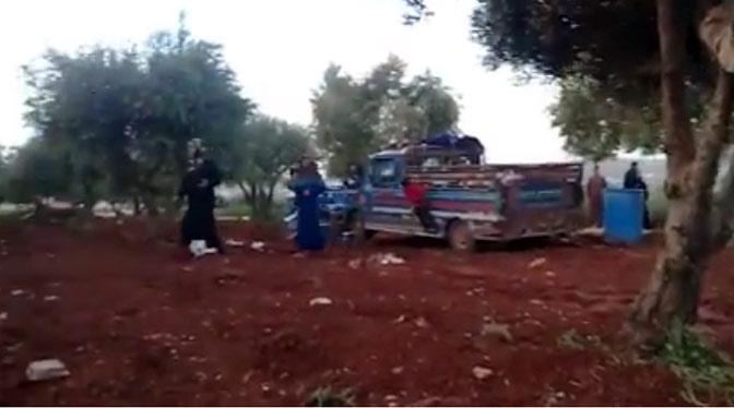 Genel Af ilan ettiğini duyuran Esad rejimi geri dönen 5 Bin kişiyi alıkoydu