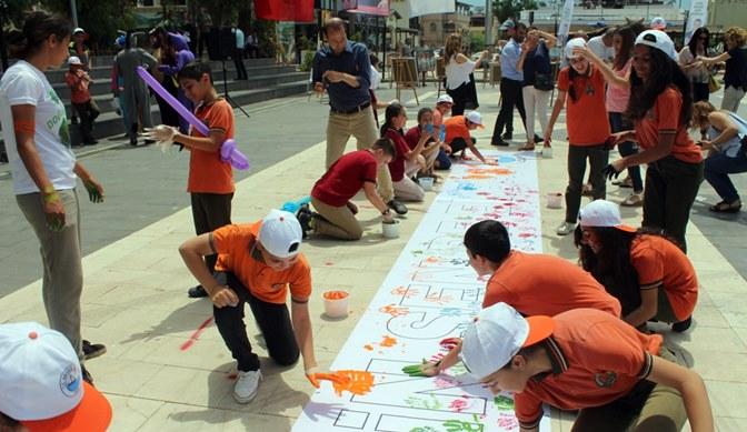 Hatay'da Dünya Çevre Haftası Etkinlikleri Başladı