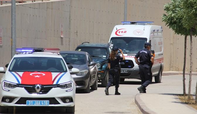 Şehit Mikail Candan Kırıkhan'dan memleketine uğurlandı