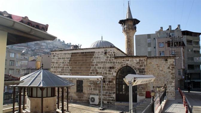 Hatay'da Tarih-Kanuni Sultan Süleyman Kervansarayı